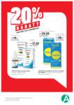 Pfauen Apotheke 20% Rabatt - au 22.11.2020