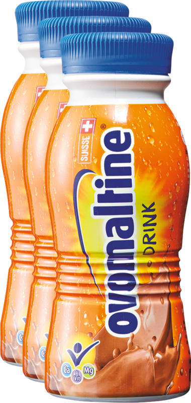 Wander Ovo Drink, 3 x 250 ml