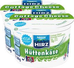 Cottage Cheese Hirz, à la ciboulette, 2 x 200 g