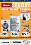 Bening GmbH & Co. KG Miele Spezial - bis 03.11.2020
