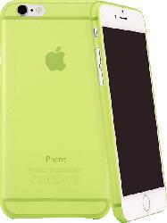 CASEUAL PPIP6-GRN Slim , Backcover, Apple, iPhone 6, Polypropylen, Grün