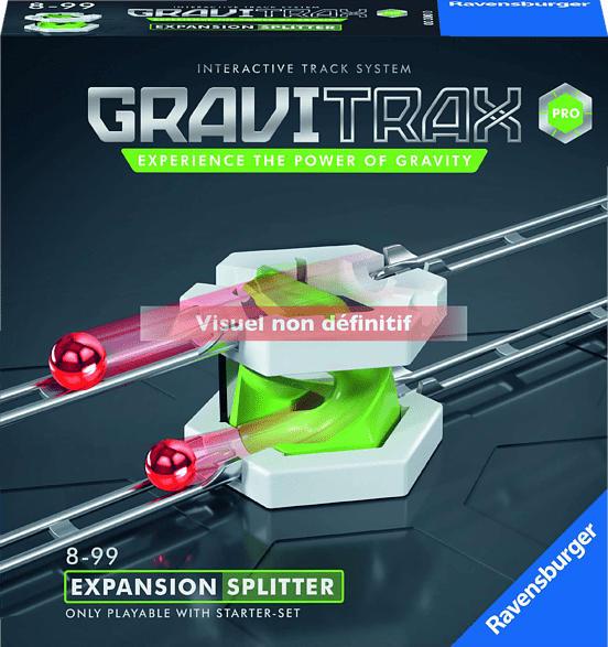 RAVENSBURGER GraviTrax Splitter Kugelbahnsystem, Mehrfarbig