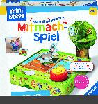 MediaMarkt RAVENSBURGER Mein Kinderlieder-Mitmachspiel Kleinkindspielzeug, Mehrfarbig
