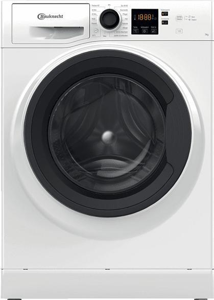 BAUKNECHT WM 7 M100  Waschmaschine (7 kg, 1400 U/Min., A+++)