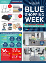 BLUE SHOPPING WEEK