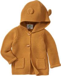 Newborn Strickjacke mit Kapuze (Nur online)