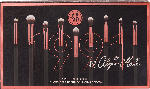 dm-drogerie markt BH Cosmetics Pinselset 1991 by Alycia Marie - 9-teilig