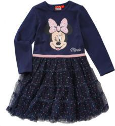 Minnie Maus Kleid mit Wendepailletten