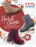 ABC SCHUH-CENTER Herbstlaune - bis 07.11.2020