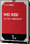 MediaMarkt WD Red NAS-Festplatte 1 TB, 2,5 Zoll, 1 TB HDD, 2.5 Zoll, intern