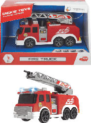 DICKIE TOYS Fire Truck Spielzeugauto, Rot