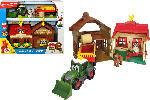 MediaMarkt DICKIE TOYS Happy Farm House Spieleset, Mehrfarbig