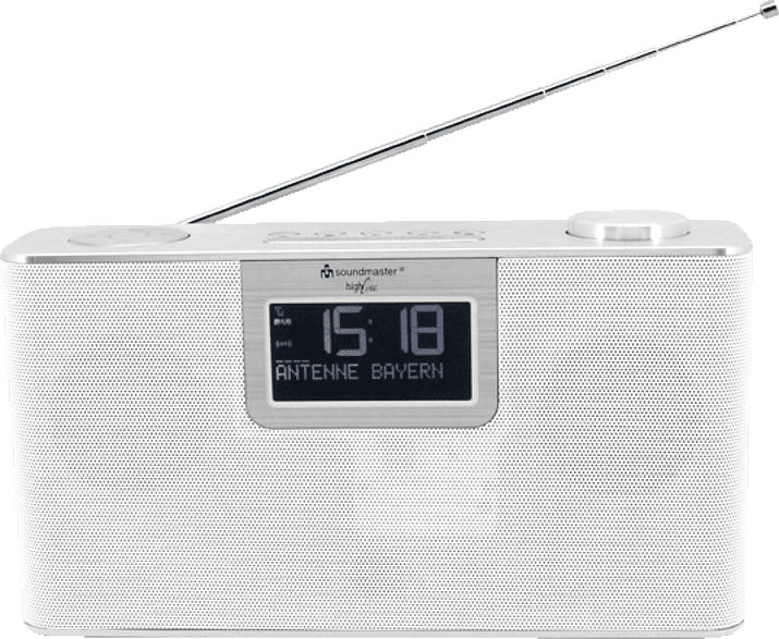SOUNDMASTER DAB700WE, DAB+ Radio