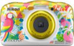MediaMarkt NIKON W 150 Digitalkamera Mehrfarbig, 13.2 Megapixel, 3 fach opt. Zoom, LCD-TFT