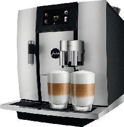 JURA GIGA 6 Kaffeevollautomat Aluminium