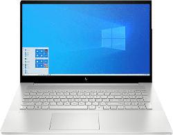 HP ENVY 17-cg0330ng, Notebook mit 17.3 Zoll Display, Core™ i7 Prozessor, 16 GB RAM, 1 TB SSD, GeForce MX330, Silber
