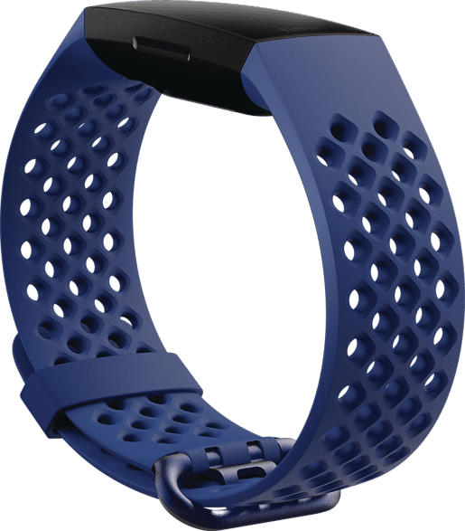 FITBIT Charge 4, Ersatzarmband, Fitbit, Charge 4, Midnight