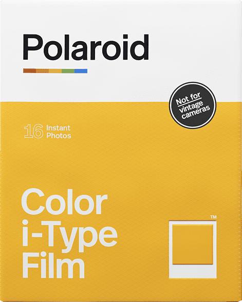 POLAROID Sofortbildfilm Farbe für i-Type - Doppelpack Sofortbildfilm, Color