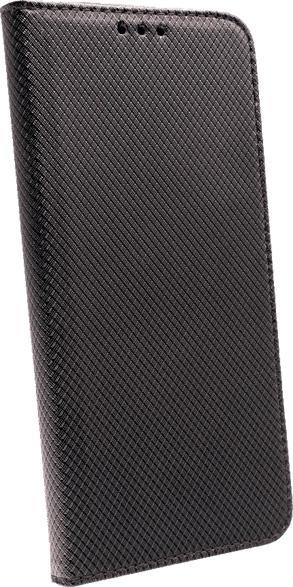 AGM 30551 Bookcover OPPO A72 Obermaterial Kunstleder, Thermoplastisches Polyurethan, Kunststoff  Schwarz