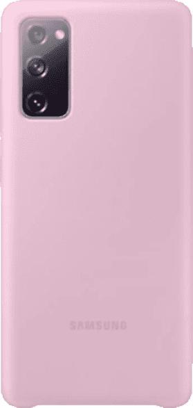 SAMSUNG Silicone Cover , Backcover, Samsung, Galaxy S20 FE, Silikon, Lavender