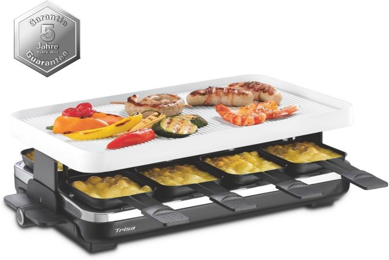 Raclette TRISA SUPREME 8 CERAMIC