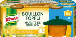 Knorr Bouillon , Huhn, Töpfli, 224 g
