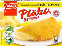 Findus Plätzli Chäs, 480 g