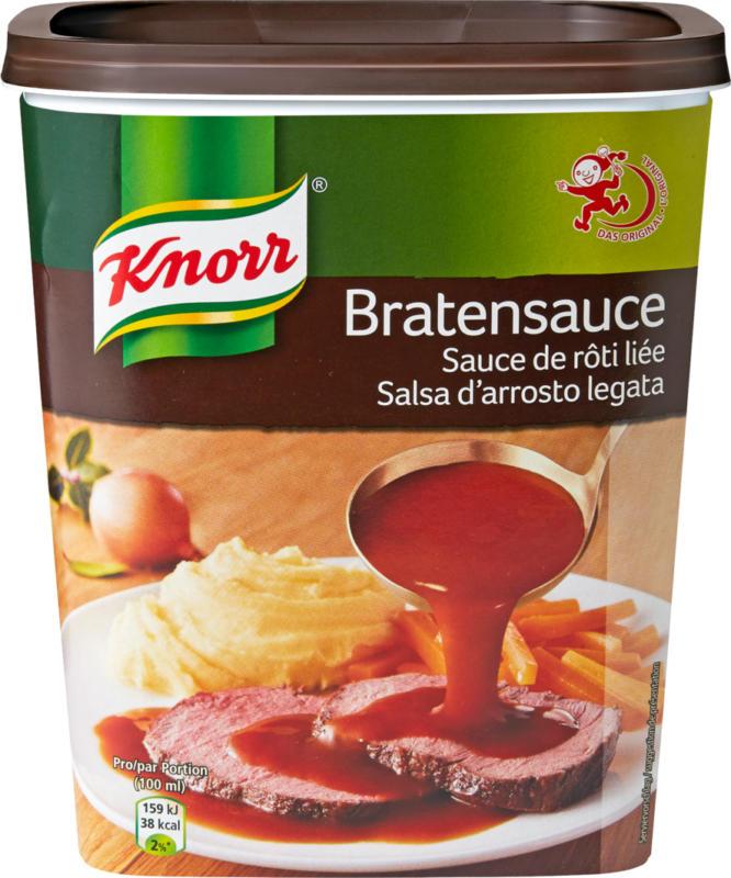 Sauce de rôti liée Knorr, 850 g