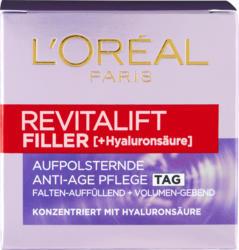 L'Oréal trattamento viso Anti-Age Revitalift Filler crema da notte , 50 ml
