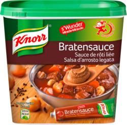 Salsa d'arrosto legata Knorr, istantanea, 800 g