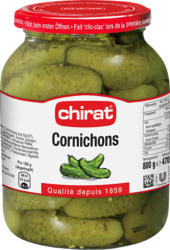 Cornichons Chirat, 470 g