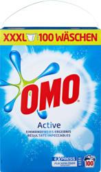 Omo Waschpulver, 100 Waschgänge, 6,5 kg