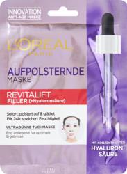 Maschera Revitalift Filler acido ialuronico L'Oréal , 1 maschera
