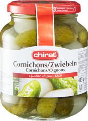 Chirat Cornichons/Zwiebeln, 250 g