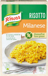 Knorr Risotto, Milanese, 250 g