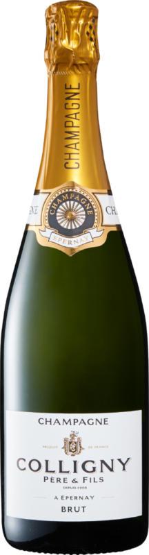 Colligny brut Champagne AOC, Champagne, Francia, 75 cl