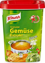 Fond de légumes Knorr, en granulés, allégé, 250 g