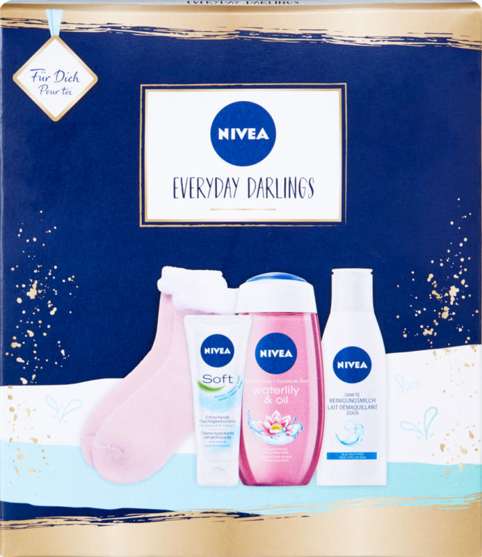 Nivea Care for you Geschenkbox,
