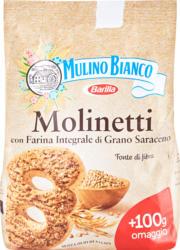Biscotti Mulino Bianco Barilla, Molinetti, 800 g