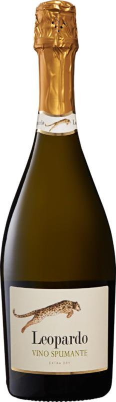 Leopardo Vino Spumante extra dry, Italia, 75 cl