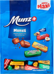 Mini-Praliné Munzli, Latte, 400 g