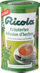 Ricola Instant-Tee Kräuter, 200 g