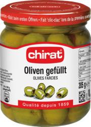 Olives Chirat, farcies, 125 g