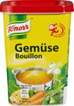 Denner Knorr Gemüsebouillon, 500 g - bis 09.05.2021