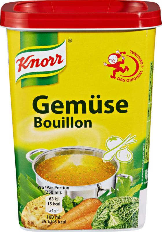 Knorr Gemüsebouillon, 500 g