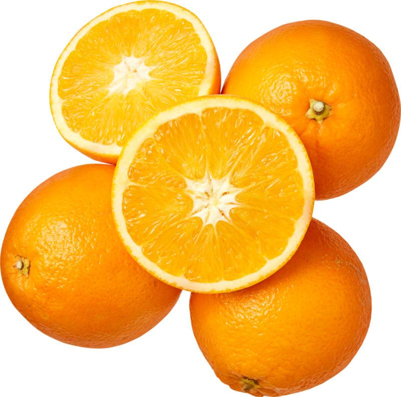 Arance bionde, Provenienza indicata sull'imballaggio, 2 kg