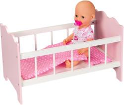 Pinolino Puppenbett Jasmin (Nur online)
