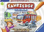 MediaMarkt RAVENSBURGER Fahrzeuge in der Stadt tiptoi Spiele/Puzzles, Mehrfarbig