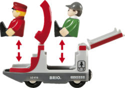 BRIO Großes Bahn Reisezug Set Eisenbahn, Mehrfarbig