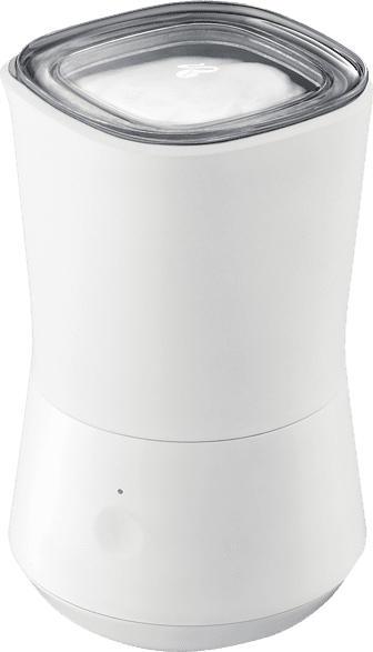 TCHIBO CAFISSIMO 357373 Milchaufschäumer, Weiß/Edelstahl, 500 Watt